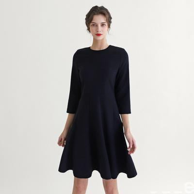Heart Fit N Flare Dress
