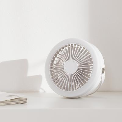 얼랏 무선 저소음 LED조명 휴대용 캠핑 선풍기
