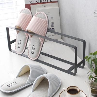 [2HOT] 디몬 철제 실내화 걸이 와이드 GR