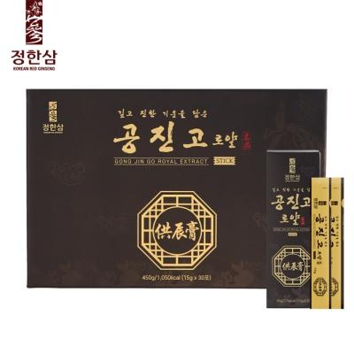 정한삼 공진고로얄스틱(30포)15g x 30포