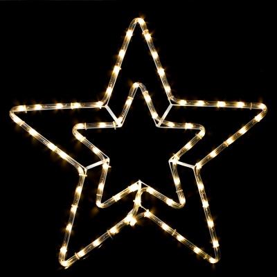 논네온 별(55cm) (웜색) (무점멸)