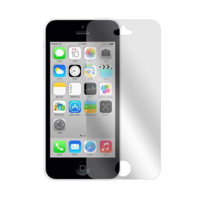 크리스탈 고광택 앞면용 전신보호필름 (아이폰5S/5C/5)