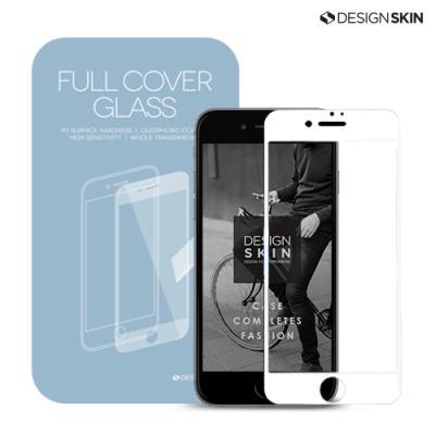 디자인스킨 아이폰 5D 풀커버 강화유리