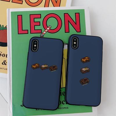아이폰8 옌투옌 Breakfast toast 카드케이스
