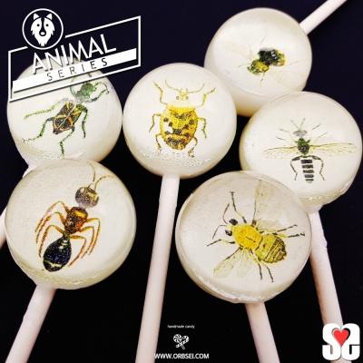 곤충 일러스트 Part1(복숭아맛)