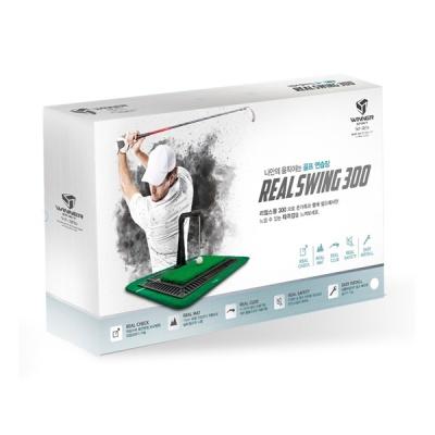 [위너스피릿] 리얼스윙300 골프 스윙 연습기(WSI-300)
