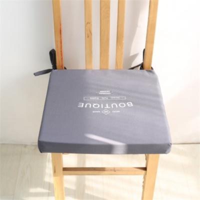 린넨 의자 방석 쿠션 사각 패드 스툴