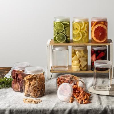 [실리쿡]냉장고문수납용기 사각하프 10개
