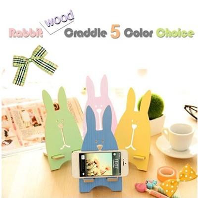 코코 스마트폰거치대 토끼모양 5가지 색상 초이스 가능