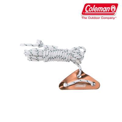 콜맨(Coleman) 정품 웨더마스터 가이 로프 세트 10M[2000012873]