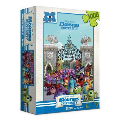 디즈니 몬스터 대학교 직소퍼즐(1000피스/D1003)