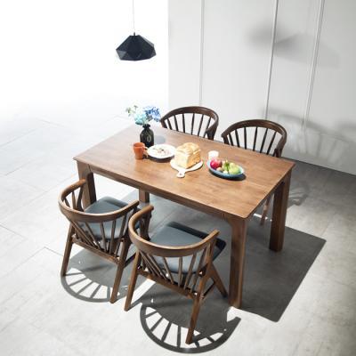 퍼피노 샘2 원목 4인식탁 테이블 cc031-1