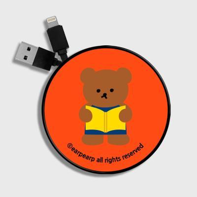 Smart bear friends-red(스마트릴)