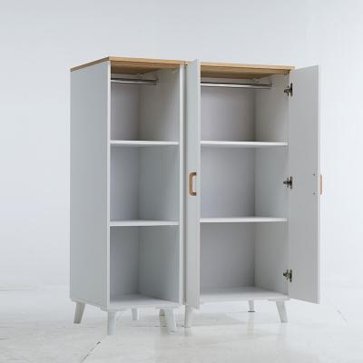 피셔 수납 오픈 옷장 세트 1000