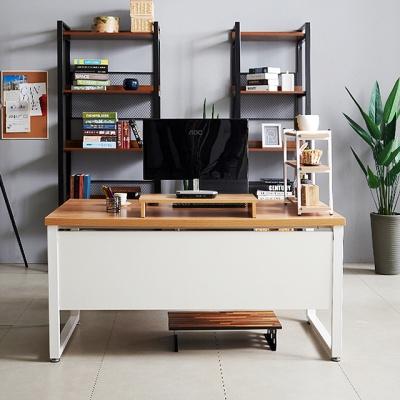(특가-행사) 사무실 책상 화이트뷰 1200 테이블