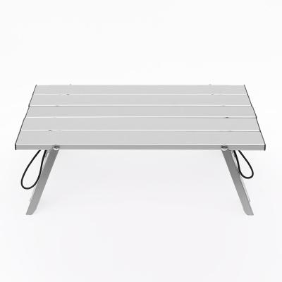라이프 미니 캠핑테이블(실버) 접이식 간이테이블