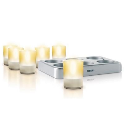 [[필립스 정품] 필립스 LED 캔들라이트 네츄럴리 2구/이메지오 3구 ...