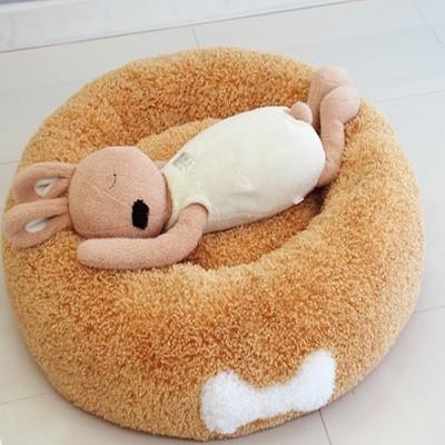 아페토 오리지널 도넛방석 (브라운XL)