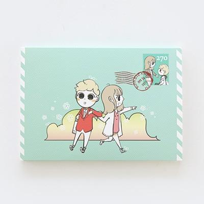[포켓노트증정] 썸툰 엽서세트 (웹툰)