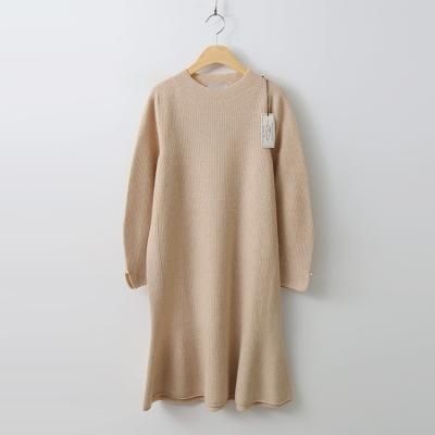 Laine Cashmere Wool Pearl Dress