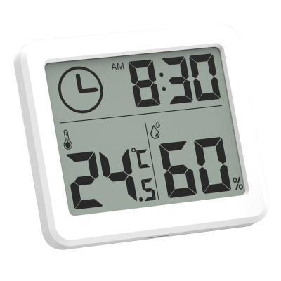 디지털 시계 겸용 온습도계
