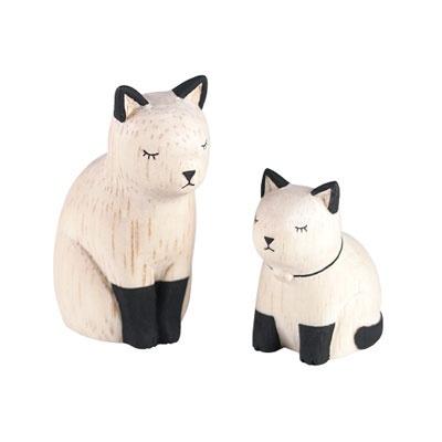 T-LAB [LOT01] POLEPOLE MOM&BABY CAT