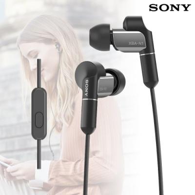 [소니e] XBA-N1AP / 하이브리드 HRA 이어폰