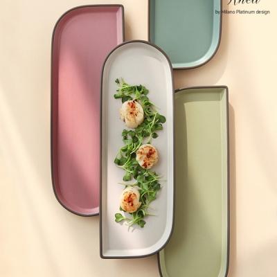 [N365] 까사무띠 레아 모모라인 플레이트 22cm