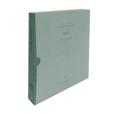 [드림산업] 쎄비엥접착앨범30매 초록 [권1] 330705