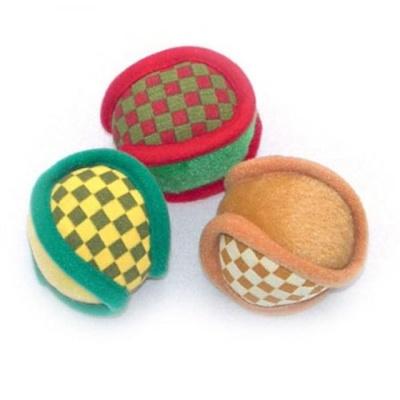 강아지 장난감 바닐린향 럭셔리 도기볼 공 놀이