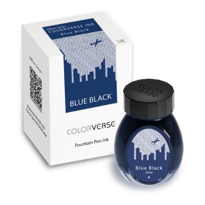 칼라버스 잉크 오피스시리즈-블루블랙(30ml)