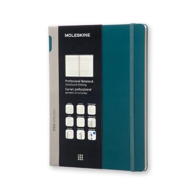 몰스킨 프로페셔널 노트/타이드그린 하드 XL 몰스킨