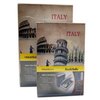 ITALY 북세이프 비밀금고 중형