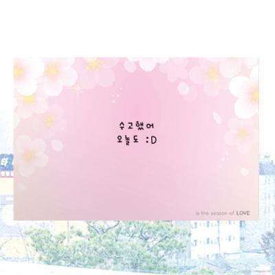 ch896-봄날의벚꽃_칠판시트지