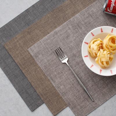 모던 테이블(개인) 식탁매트 - 3color