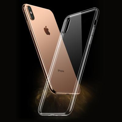 아이폰 MAX 투명 강화유리케이스 GB