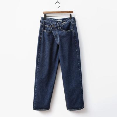 Soho Wrap Wide Jeans