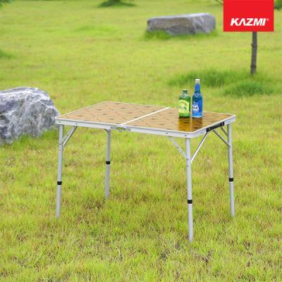 [카즈미]NEW 2폴딩 테이블/캠핑테이블/사이드테이블