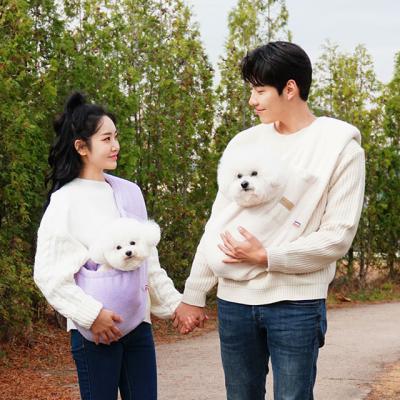 양털후리스 크림 set (안아주개슬링+제리후드)