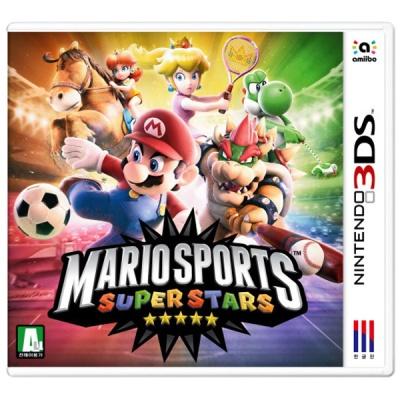 3DS 마리오 스포츠 슈퍼스타즈 한글판
