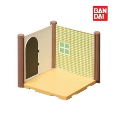 반다이 하코룸 마룻바닥 키트 / 조립 장난감