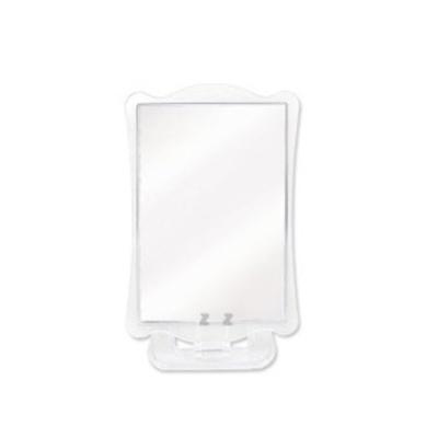 샤인빈 투명01 탁상거울(중) 메이크업 화장거울
