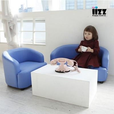 [이쯔] 나나 2인용 유아쇼파