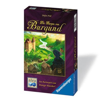 버건디의 성 카드게임