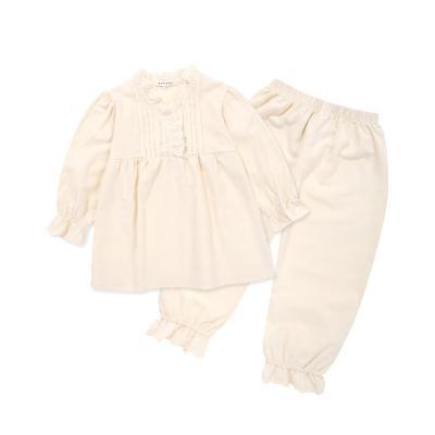 Angel 레이스 프릴 파자마 키즈잠옷