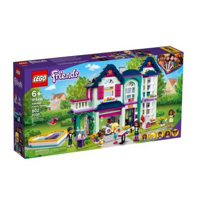 [레고 프렌즈] 41449 레고® 프렌즈 패밀리 하우스
