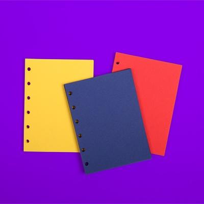 [루카랩] 미니 6공 리필 컬러 노트 Vol.2