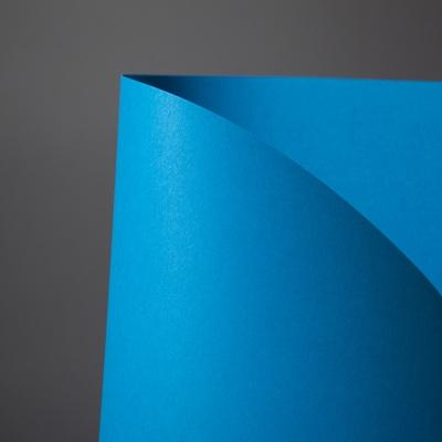 두성종이 칼라복사지 P20 푸른색 A4 80g 25매포