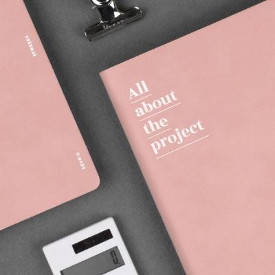 프로젝트 다이어리 (만년형)