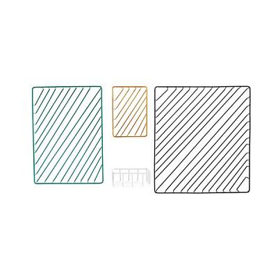 [House Doctor]Storage, Mesh, s/4 colours/sizes Ph0180 스토리지정리함